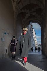 L'homme à la chapka (Photoeric_) Tags: men homme canon eos paris igersmen igers street rue people