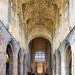 Inside Sherborne Abbey