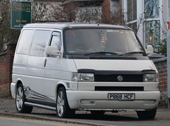 P868 HCF (Nivek.Old.Gold) Tags: 1997 volkswagen transporter 800 special td swb 1896cc t4