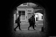Edimbourg - Avril 2018 (Maestr!0_0!) Tags: noir blanc black white rue street people candid urban urbain edimbourg