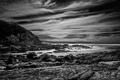 Rocky bay with clouds (jack eastlake) Tags: biamanga beach seascape wildbeachaus farsouthcoastnsw national park cuttagee bermagui far south coast nsw bega valley rocky surf big