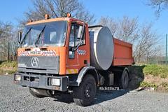 DSC_0009 (richellis1978) Tags: truck lorry haulage transport logistics cannock seddon atkinson strato r408egd r408 egd road