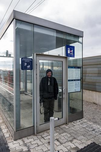 Wien Haidestraße Österreich 04.02.19