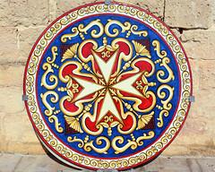 Ceramic / Maltese Cross (Images George Rex) Tags: valletta malta maltesecross ceramic tabletop art artwork publicart mediterraneanceramics wall imagesgeorgerex photobygeorgerex igr floriana pintowharf vallettawaterfront fe27fc44f1e13ef620ef8f2c8c9886a2