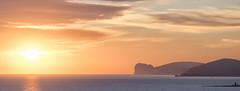 tramonto algherese (sandropatrizia) Tags: sandropatrizia sardinia sardegna alghero sunset alguer capocaccia tramonto mare sea sun sole