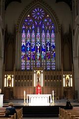 008 -1strcrp1stpf (citatus) Tags: main altar st michaels church cathedral catholic toronto canada winter evening 2019 pentax k3 ii