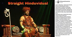 "Straight up #hinduvidual for the win! #hinduviduality His Divine Holiness Bhagwan Sri Nithyananda Paramashivam is creating a movement for the revival of an enlightened civilisation. Please join the Hindu nation ""Kailaasa Union"" to prevent Hinduism from be (sri.sadyojata) Tags: enlightenment consciousness awakening integrity responsibility enriching authenticity transformation yoga meditation"