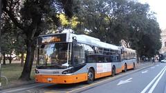 AMT 3309 (Lu_Pi) Tags: amt genova autobus bus cam autodromo autodromotango man brignole