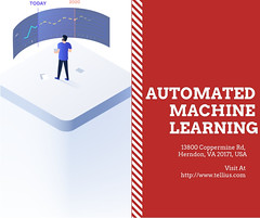 Automated Machine Learning (telliusllc) Tags: automated machine learning