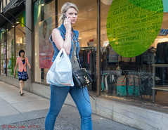 Kate Spade (ViewFromTheStreet) Tags: allrightsreserved blick blickcalle blickcallevfts calle copyright2016 copyright2019 hugoboss marcbymarc nordstrom nordstromrack pennsylvania philadelphia photography stphotographia streetphotography viewfromthestreet amazing beautiful blonde bluejeans candid candideyecontact cell classic denim denimjacket denimvest eyecontact female freepeople girl jeans mankind mobile phone pretty purse street streetportrait tightjeans vest vftsviewfromthestreet woman ©blickcallevfts ©copyright2016blickcalle ©copyright2019blickcalle
