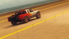 015 (nuvoIari) Tags: forzamotorsport horizon4 videogame toyota t100 baja iron man ivan stewart beach desert ppi 015