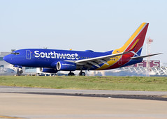 3/22/19 - N7858A (nstampede002) Tags: southwest southwestairlines boeing boeing737 boeing737ng boeing737700 b737 b737ng b737700 737 737700 737ng katl aviationphotography commercialaviation airliner