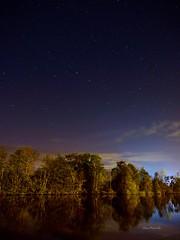 Clear Skies (cogy) Tags: on1raw rivershannon shannon shannonriver river stars astro sky nightsky reflection landscape calm notaracist rooskey leitrim ireland irelandshiddenheartlands waterwaysireland
