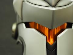 Reinhardt's Helmet (Cosplus) Tags: cosplay overwatch videogame helmet scifi armor concept cool knight