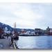 Bergen harbor.
