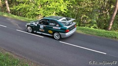 FORD ESCORT COSWORTH RS (gti-tuning-43) Tags: ford escort cosworth rs coursedecôte hillclimb saintjulienchapteuil lasumène 2018 circuit track racetrack voituresportive sportscar f2000 cars auto automobile voiture