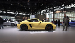 IMG_0331 (th1sguy1102) Tags: chicago 2019chicagoautoshow 2019autoshow autoshow carshow automotive mccormickconventioncenter thewindycity porsche 718 caymangts