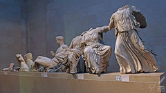 Mutilated Blocks of Art —Lord Byron (ioannis_papachristos) Tags: lord ambassador parthenon sculptures marbles acropolis athens greece grecian greek art masterpiece statues elgin britishmuseum lordelgin thomasbruce plunder mutilate sever severed dismembered amputated looting culturalheritage steal stolen thief theft illegal hagueconvention violation internationallaw law byron lordbyron gordonbrownbyron englishbards scotchreviewers curseofminerva athena goddess minerva pallas contempt illicit wrath poetry poem poet culture phidias phidian firman ottoman empire sultan porte sublimeporte removal canon mirrorless longexposure handheld notripod papachristos eosm50 london uk britain unethical temple shrine ancient archaeology