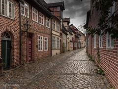 Altstadt zu Lüneburg (wernerlohmanns) Tags: outdoor architektur altstadt lüneburg historischealtstadt deutschland d750 nikond750 sigma24105art