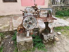 maquinaria antigua Granadilla Caceres (Rafael Gomez - http://micamara.es) Tags: maquinaria antigua granadilla caceres