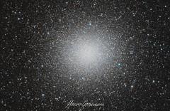 Omega Centauri NGC 5139 (maicongerminiani) Tags: deepsky explorer inexplorer tsapo optolong zwoasi zwoasi183 astronomy