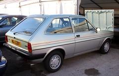 HEX 539Y (1) (Nivek.Old.Gold) Tags: 1982 ford fiesta l bravo ii 1117cc aca