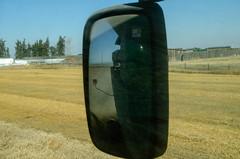 Combine Mirror (Bracus Triticum) Tags: combine mirror harvest アルバータ州 alberta canada カナダ 10月 十月 神無月 かんなづき kannazuki themonthwhentherearenogods 平成30年 2018 autumn october