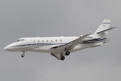 4X-CLL (LIAM J McMANUS - Manchester Airport Photostream) Tags: bizz lynxjet iai gulfstream g200 galaxy gulfstreamg200 galx manchester man egcc 4xcll