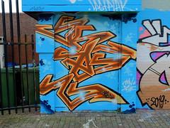 Schuttersveld (oerendhard1) Tags: graffiti streetart urban art rotterdam oerendhard crooswijk schuttersveld tmv kel