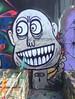 Wild Smile (svennevenn) Tags: gatekunst streetart bergen graffiti bergengraffiti sentralbadet teeth tenner smil smile