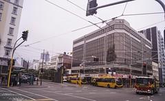 Manners Street & Taranaki Street - Wellington (andrewsurgenor) Tags: bus trolleybuses transport transit trackless trolleybus omnibus obus nzbus gowellington wellington newzealand