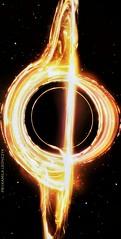 Accretion disk around a black hole (Read News) Tags: accretion disk around black hole