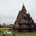 Em Heddal, maior igreja stave da Noruega