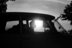 000091870007e (coquiboriquen) Tags: citroen driver driveby 110 analog canonae1 vintagecar vintagecamera film hp5plus ilford