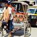 Rickshaw & Tuk Tuk, Varanasi India