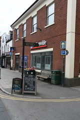 Atherstone, Nationwide (Clanger's England) Tags: atherstone england warwickshire wwwenglishtownsnet bank et boe