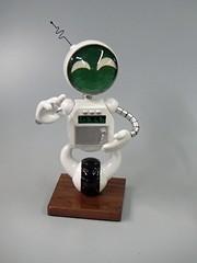 Funbot Maquette Done (thorssoli) Tags: fundemonium funbot statue maquette sculpt robot