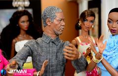 JATMAN - Sister Williams E04 - 05 (JATMANStories) Tags: 16scale 16 fashionroyalty diorama dolls doll dollcollecting dollhouse drama adele actionfigure hottoys stories story black urban