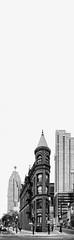 Odd Crop (Dan Haug) Tags: toronto financialdistrict gooderhamflatiron architecture building ontario downtown skyline fujifilm fujixseries xpro2 xf35mmf14r xf35mm explore explored