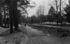 FKD test with modern film 2 (Sonofsono) Tags: film finland fomapan soviet snow fkd 13x18 black bw white winter largeformat