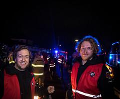 Mark & Rámon en de brandweer (3FM) Tags: sr18 lifeline rode kruis serious request seriousrequest rodekruis 3fm brandweer