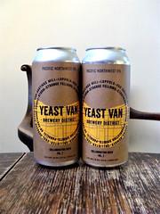 Yeast Van Pacific Northwest IPA (knightbefore_99) Tags: beer pivo craft art best cerveza tasty malt hops ipa india pale ale yeastvan vancouver eastvan collaboration can awesome
