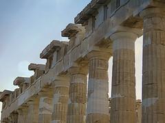 The Acropolis #7 (jimsawthat) Tags: enhanced ancient stone ruins acropolis parthenon scaffolding architecture urban athens greece architecturaldetails