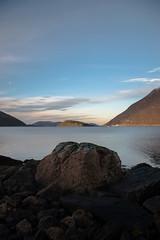 Tromso - Sea - Norway (valecomte20) Tags: tromso sea norway nikon d5500 mer sunset