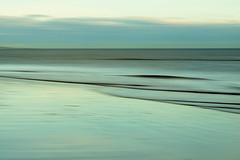 Seaside peace (Marion McM) Tags: sea blur intentionalblur intentionalcameramovement waves beach scotland 2019 canoneos760d