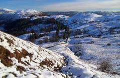 Winter Grasmere Series (PJ Swan) Tags: lake district grasmere cumbria england great britain united kingdom national park unesco snow cold outdoors frosty winter wintry mountains fells