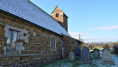 Welby church (Dun.can) Tags: welby church leicestershire meltonmowbray melton 12thcentury medieval ironstone snow winter