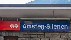 Amsteg-Silenen 07 July 2015 (BaggieWeave) Tags: switzerland swiss swisstrains swissrailways gotthardrailway gotthard gotthardbahn sbb cff ffs amsteg silenen