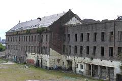 Wallace Craigie Works Dundee 2016 (14) (Royan@Flickr) Tags: 201605 wallace craigie works dundee william halley sons blackcroft landmark jute mill factory buildind demolished history 2016