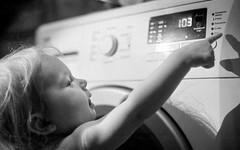 Irina (vitalyperov) Tags: washingmachine child blackwhite baby film ilfordhp5plus ilfordfilm